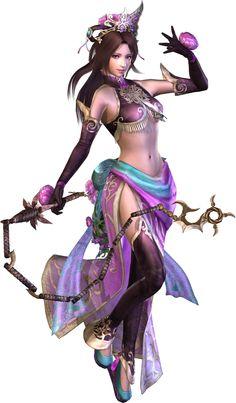 "Dynasty Warriors (6) [KOEI] #videogame   "" Diao Chan """