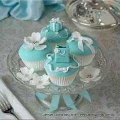 Tiffany cupcakes                                                                                                                                                      Mais