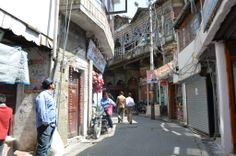 The plight of the Landour Market abutting the stylish Mussoorie, like a sibling ignored into penury - the Landour Market