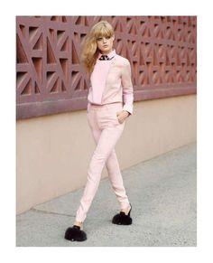 Saucy Seventies Street Shoots : Hanne Gaby Odiele Numero Tokyo