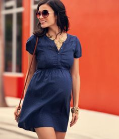 H Maternity UK: tunic looks comfy and cute.