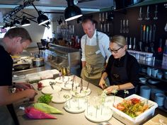 Tanja Grandits at Hiltl Akademie with Junghans Watches Wine Recipes, Chefs, Restaurants, Watches, Drinks, Top, Drinking, Beverages, Wristwatches