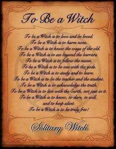 To B Witch