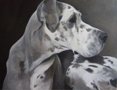 Rosie Holtby Original Artwork  www.rosieholtby.com Original Artwork, Horses, Fine Art, The Originals, Dogs, Animals, Animales, Animaux, Doggies