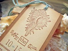 Rustic Beach Wedding Save the Date Bookmarks by SunshineandRavioli Save The Date Invitations, Wedding Invitations, Invites, Beach Wedding Inspiration, Wedding Ideas, Wedding Stuff, Invitation Paper, Wedding Save The Dates, Wedding Accessories