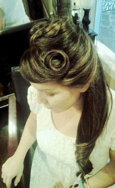 #pincurls #hair #hairstyle #1940 #style