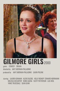 Iconic Movie Posters, Cinema Posters, Iconic Movies, Film Posters, Gilmore Girls Poster, Gilmore Girls Quotes, Rory Gilmore, Gilmore Gilrs, Thats 70 Show