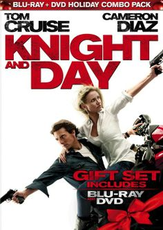 Knight and Day movie Cruise & Diaz I just love this movie don't care what critics say.