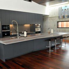 Modern Kitchen by Hartert-Russell