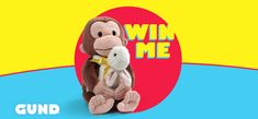 Win Easter Curious George!