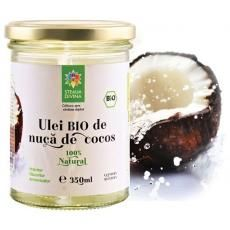 Ulei Bio de Nuca de Cocos este adjuvant in îngrijirea părului (deteriorat datorită vopsirilor)
