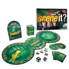 Harry Potter Edition Scene It? The DVD Game Everybody's favorite dvd trivia game is back, with more questions! Are you the resident hogwarts expert in your home? Prove it, with scene it? The dvd board game featuring movie clips and more. Harry Potter 2, Clue Games, Game Prices, Character Home, Hogwarts Mystery, Harry Potter Collection, Trivia Games, Book Gifts, Geek Stuff
