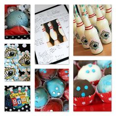 Bowling you over with Birthday Wishes Boy Bowling Party Ideas