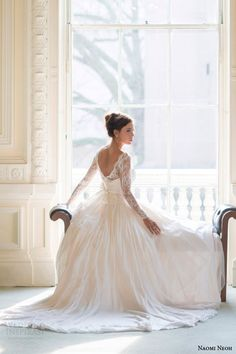 Secret Garden – Bridal Collection By Naomi Neoh 2014