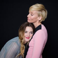 Drew Barrymore and Toni Collette (Photo: Damon Winter/The New York Times)