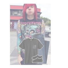 """""""oorn ~Cameron"""" by an0ns-run-free ❤ liked on Polyvore featuring Lands' End, Hurley and Puma"""