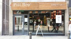 Pitt Bros Smoked BBQ Project in Dublin Everything BBQ. Free ice cream.