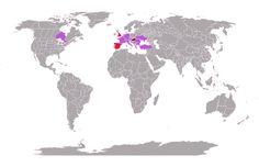 Eddig a világ 3.43%-át fedeztem fel #mytravelmap