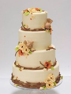 From Cakewrecks-- Sunday Sweets: Fall Weddings. Love this site. The bad is so hilariously bad and the good is always amazing!