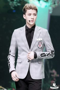 FY! EXO Sehun, Exo, Suit Jacket, Blazer, Activities, Suits, Baby, Jackets, Fashion
