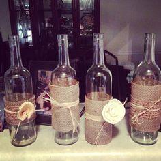 Wine Bottle Wraps