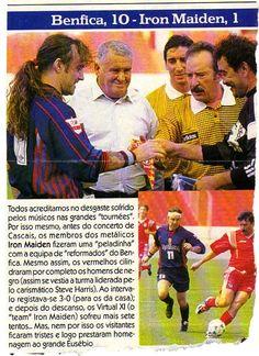 Benfica - Iron Maiden