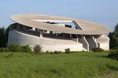 House for Music by Raimund Abraham