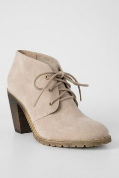 Penny2 Lace Up Bootie