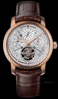 Vacheron Constantin presents the Traditionelle Calibre 2253 L'empreinte du dragon model featuring an entirely hand-engraved case.