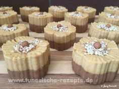 Schokoghraiba Cheesecake, Desserts, Food, Recipe, Powdered Sugar, Sheet Pan, Cacao Powder, Bakken, Pistachios