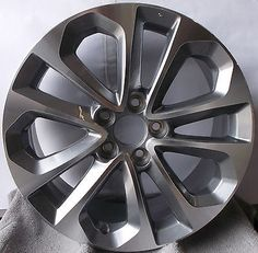 "auto-parts-general: New Replacement 18"" Alloy Wheel Rim for 2013 2014 2015 Honda Accord  #motor - New Replacement 18"" Alloy Wheel Rim for 2013 2014 2015 Honda Accord ..."