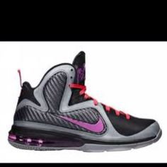 new products abb36 5a584 LEBRON 9 Miami nights Sneakerfather.com Trail Running Shoes, Adidas Shoes,  Buy Nike