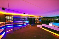 Club Metropolitan Las Arenas. Instalación de sauna finlandesa, baño de vapor, duchas de hidroterapia y máquina de hielo, diseñadas y fabricadas por INBECA Saunas, Relax, Metropolitan, Fair Grounds, Fun, Wellness, Travel, Environment, Showers
