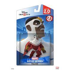 "Disney Infinity: Marvel Super Heroes (2.0 Edition) - Falcon Figure - Disney Interactive - Toys ""R"" Us"