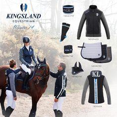Kingsland met ses ambassadeurs à l'honneur dans son lookbook hivernal !