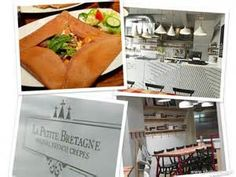La Petite Bretagne, Shopfitting and Restaurant Fit out in London by C and S Ltd