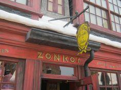 """Z"" is for Zonko's  #literacymonth @halfpricebooks"
