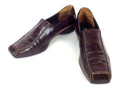 Paul Green Shoes Leather Brown Munchen Slip on Athletic Loafers UK 5 US 7 7 5 | eBay