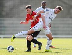 United defender Marnick Vermijl