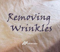 Removing Wrinkles fr