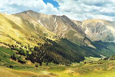 Looking west from Loveland Pass, Colorado | by StevenM_61