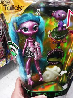 Lovely Novi Stars Doll Bambola Mae Tallick Alien Original Monster Bambole Fashion Giocattoli E Modellismo