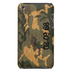#Tarnungs-#Musterung #iPod #Touch #Hülle 39,95 € pro #Hülle  on #Zazzle