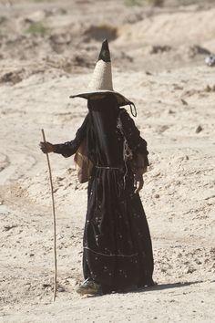 woman from hadhramaut region - Republic of Yemen