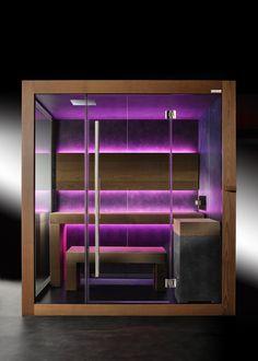 Wonder 3 in 1 by Carmenta. Sauna, Steam Bath and Shower all in a single cabin!