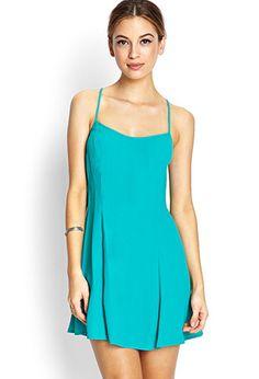 Subtle Spring Cami Dress | FOREVER21 - 2000124570