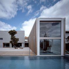 Estudio Capilla Vallejo Arquitectos. Casa Ci, en Cizur Mayor, Navarra. Fotografía: César San Millán.