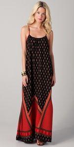 MINKPINK Scorpio Rising Maxi Dress | SHOPBOP