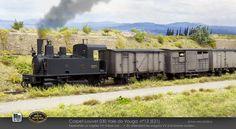 Corpet Louvet Vale do Vouga, n°12 (E21) - HOm base Gecomodel