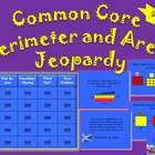 This is a common core aligned Jeopardy game designed to meet 3rd grade standards for Area and Perimeter. In this game, students will practice/revie...